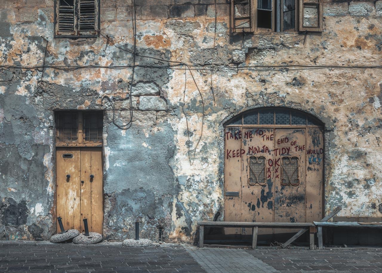 Doors Of Marsaxlokk No 3