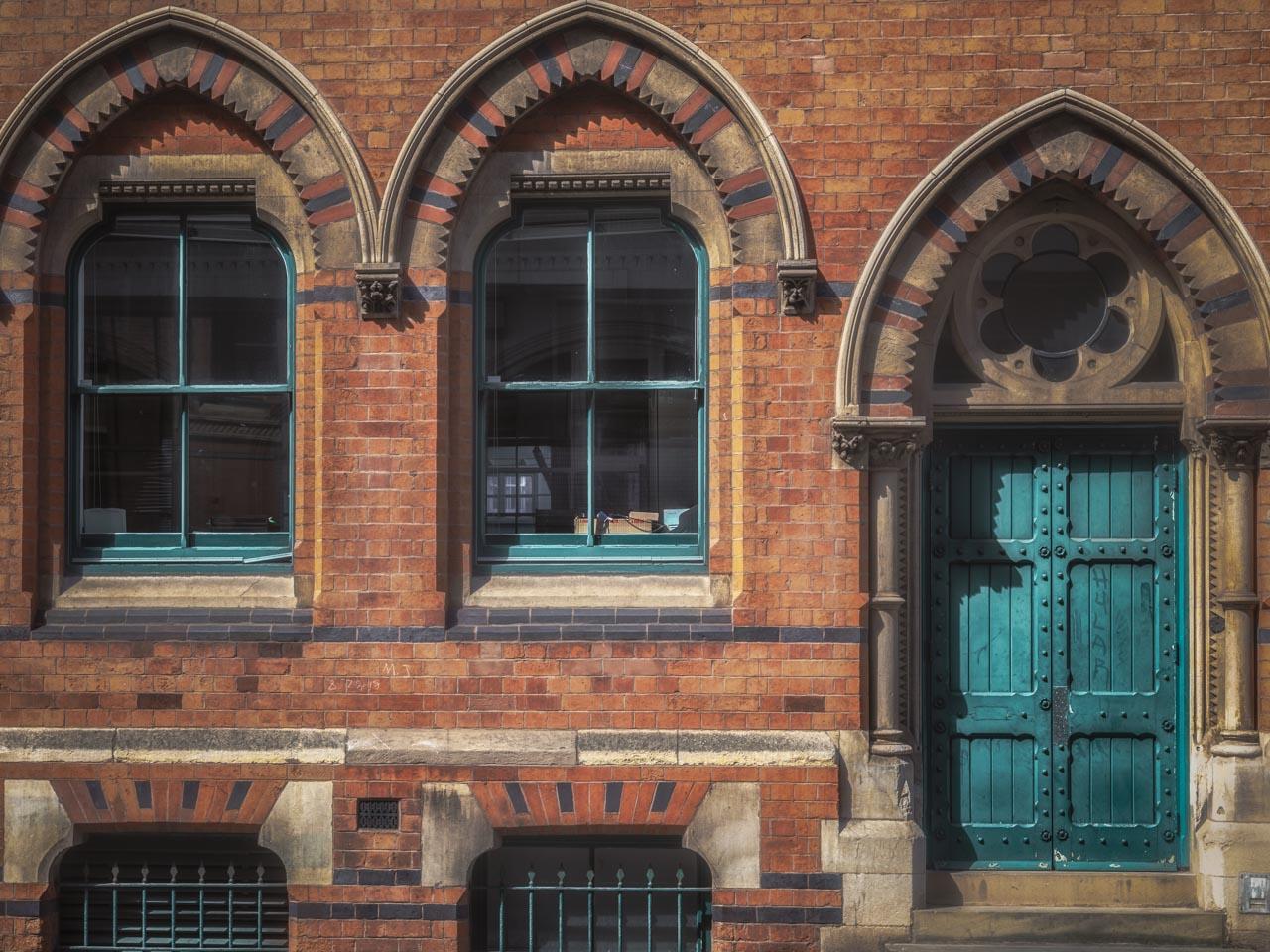 Jewellery Quarter Doors & Windows No 11