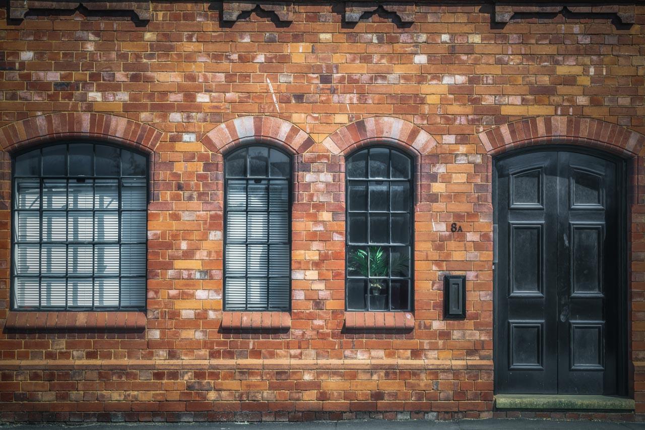 Jewellery Quarter Doors & Windows No 6