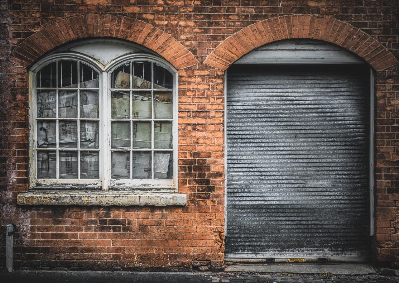 Jewellery Quarter Doors & Windows No 34