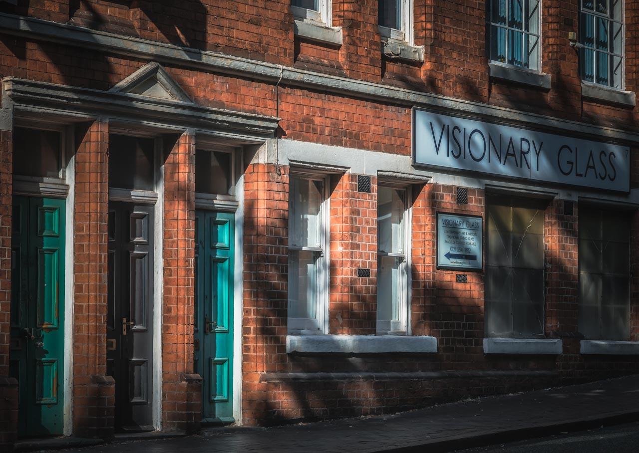 Jewellery Quarter Doors & Windows No 26