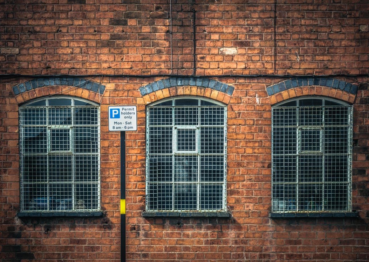 Jewellery Quarter Doors & Windows No 41