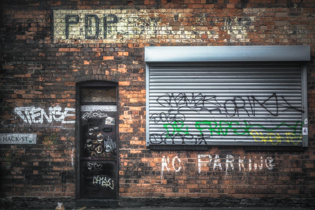 Digbeth Doorways No 1