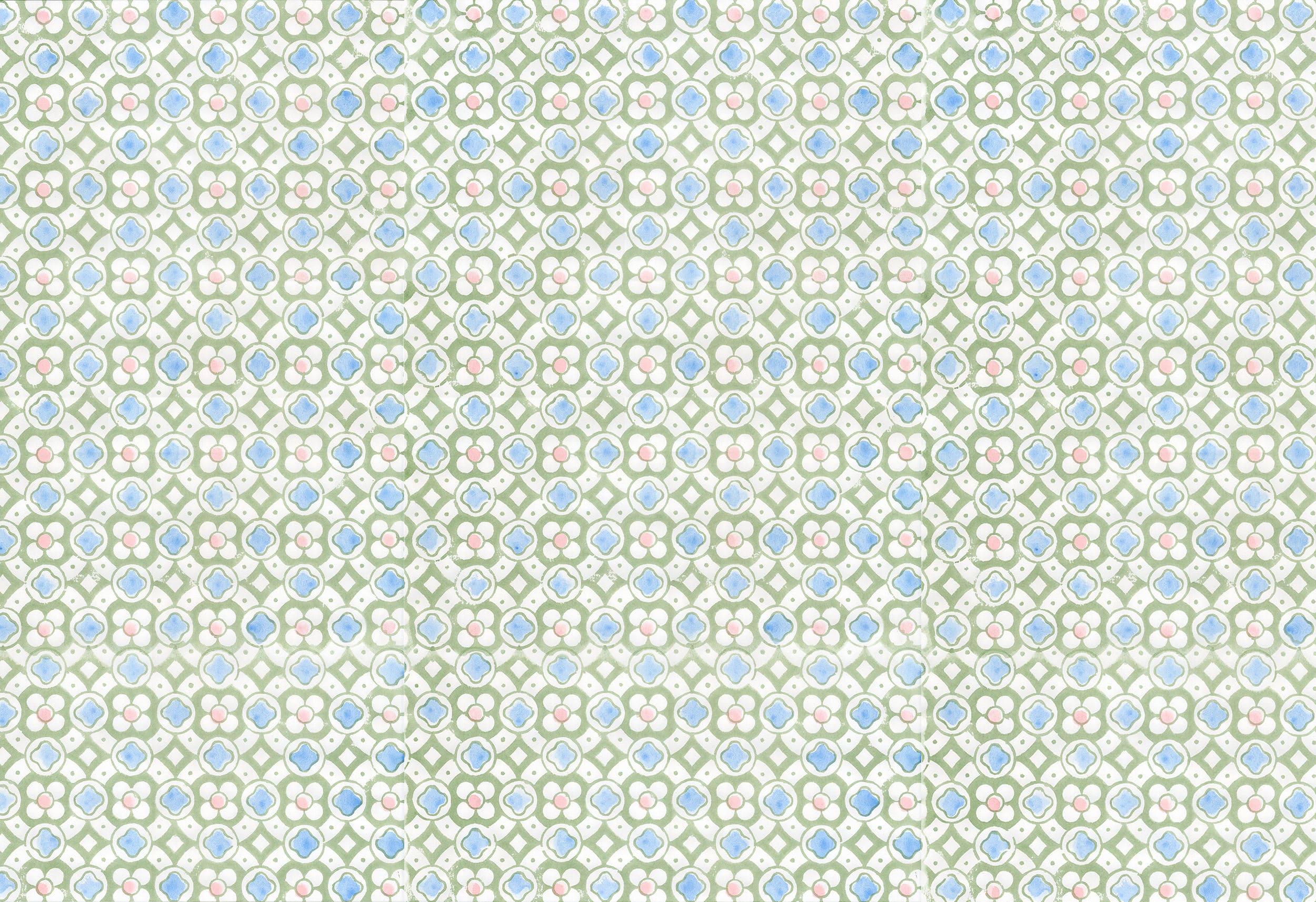 Domino Geometric. 1800