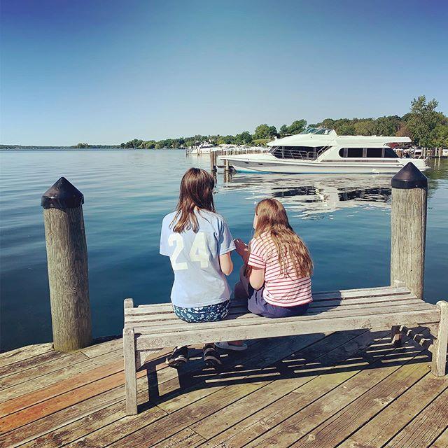#besties #momhappy #summer #atthelake #lake #lakeminnetonka #momlife #summerdays #lakelife