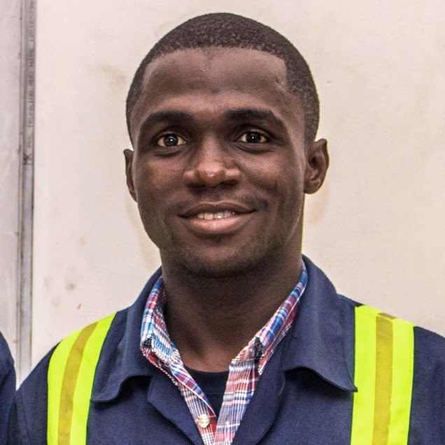 """I wish there was a way to extend the mentorship program to the whole university. I can boldly speak in public now and I do more extracurricular activities..."" - - Bright Frimpong, Brighter Student"