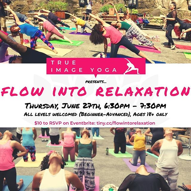 🙆🏻♀️Just one week away🙆🏻♀️ * * Get your eventbrite ticket🎟 ASAP. Space is limited (don't say I didn't tell you)🙅🏻♀️☺️ * * * 🔗Link in bio 👆🏽😉 to reserve your spot * * #BoogieDownYoga #Yoga #LatinaYogi #BronxYoga #SlowFlowYoga