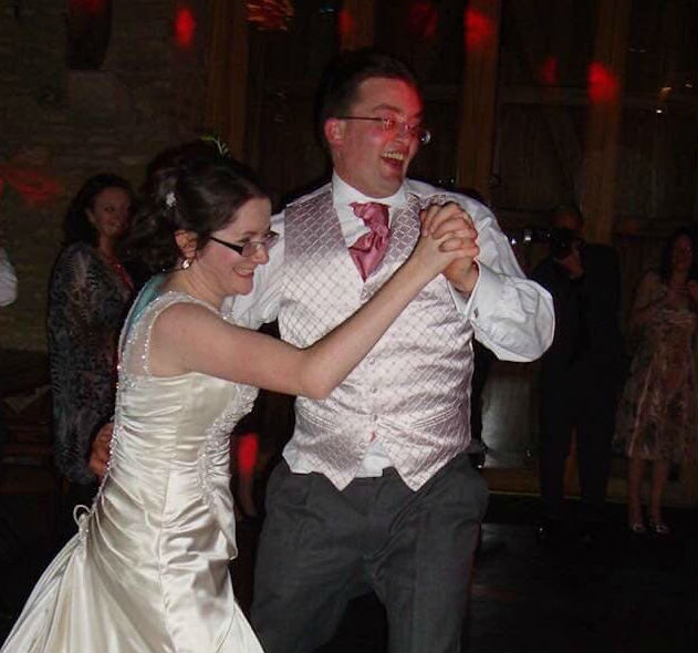 OUR WEDDING WAS TRULY MAGICAL AND THE FRIENDS WHO PROFILED US GOT VERY DRUNK AS THEY DID A SHOT EVERY TIME THEY WERE MENTIONED IN THE SPEECH! -
