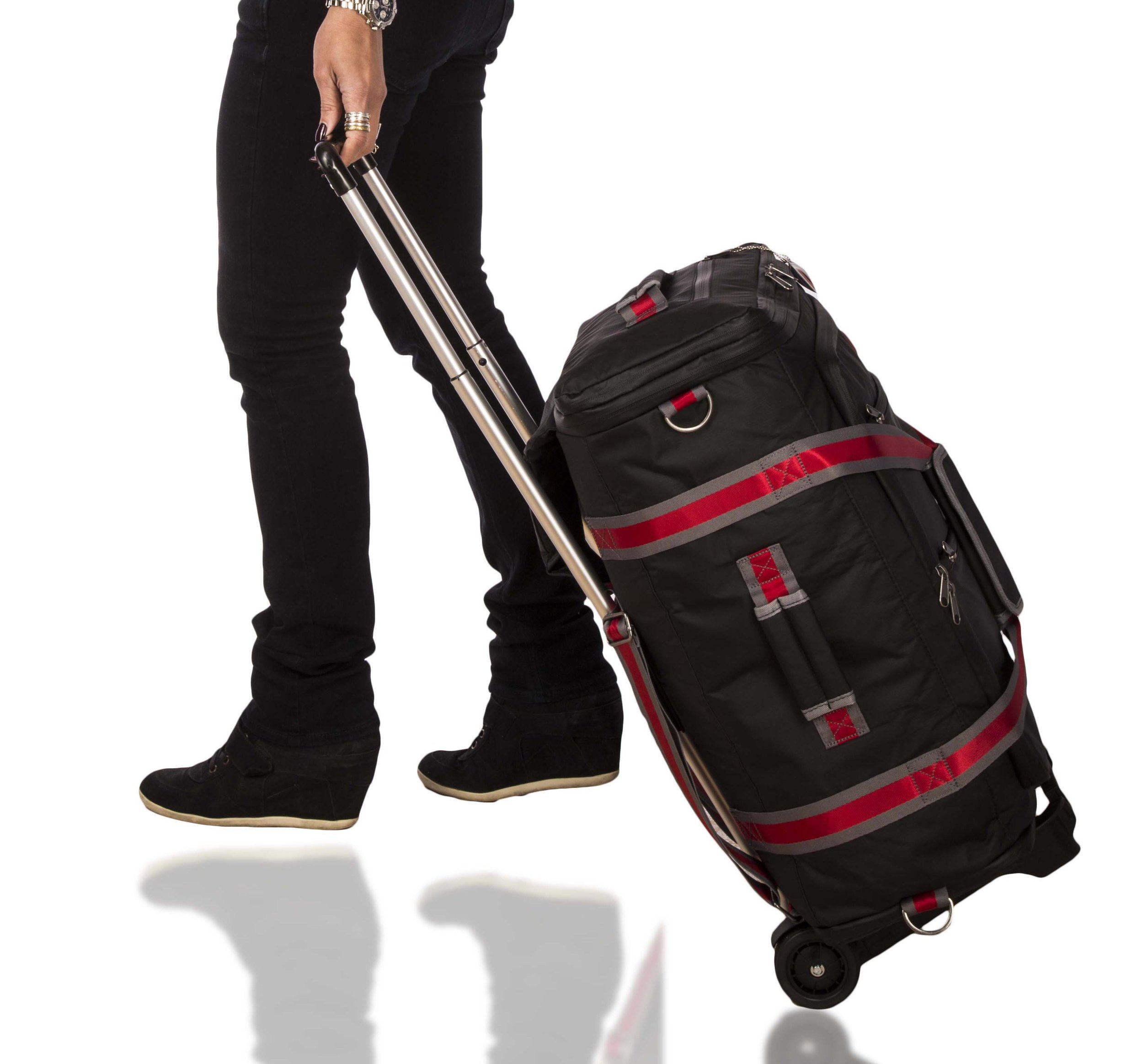 Our trollite frame is the lightest travel trolley on the market right now. Less than 900g, no more! For £13, why not lighten the load? https://www.leanpac.co.uk/trollite