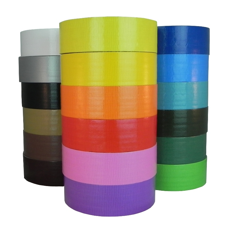 Coloured Duct Tape