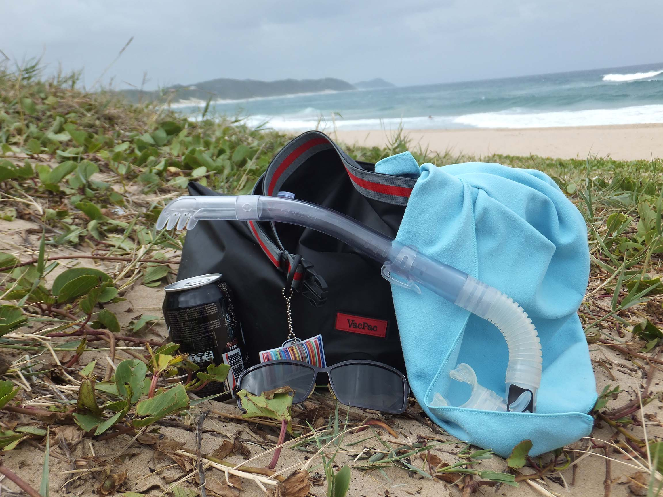 Going on a beach or pool holiday? Don't forget to bring the VacPac with you to keep your essentials dry! Shop now! Www.leanpac.co.uk/vacpac