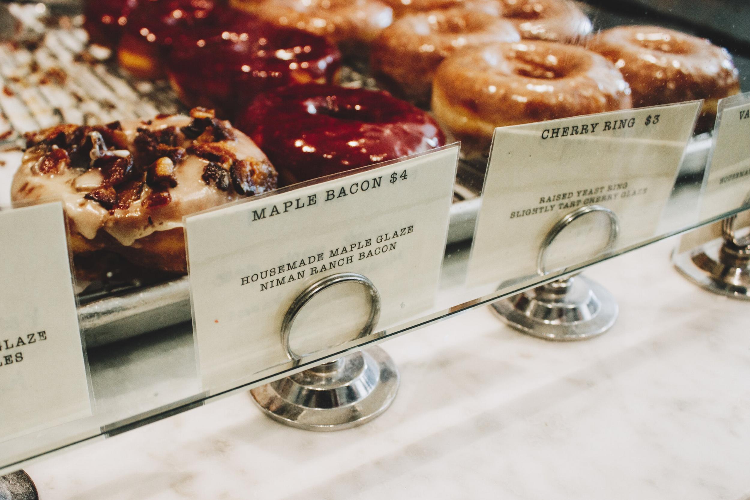 Sidecar Donuts- Santa Monica, CA