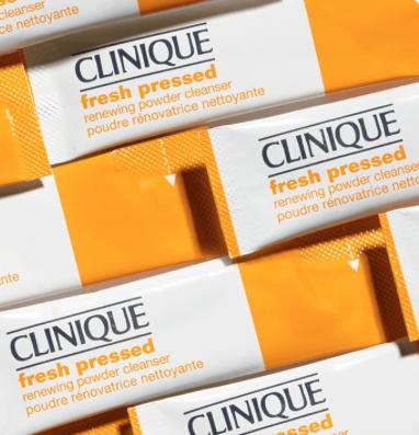 Clinique Fresh Pressed Vitamin C Cleanser