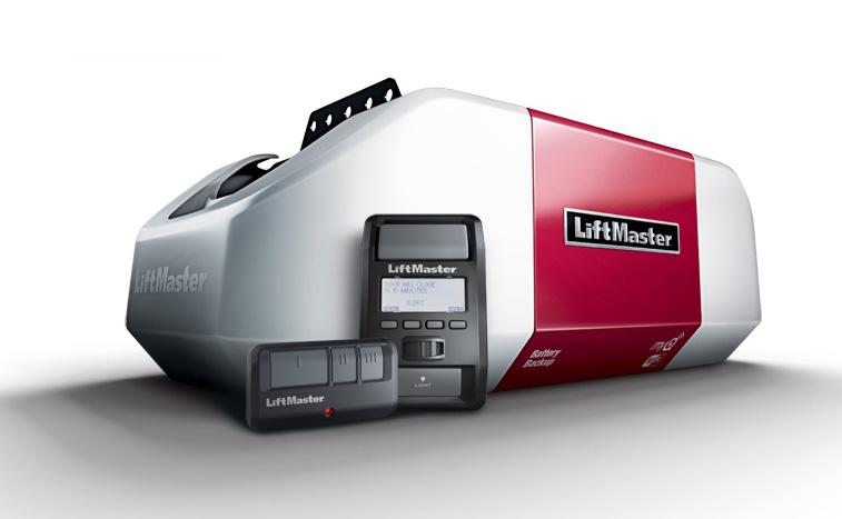 Liftmaster Elite 8550 DC in Newton, MA