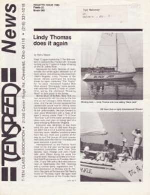 Regatta Preview 1983