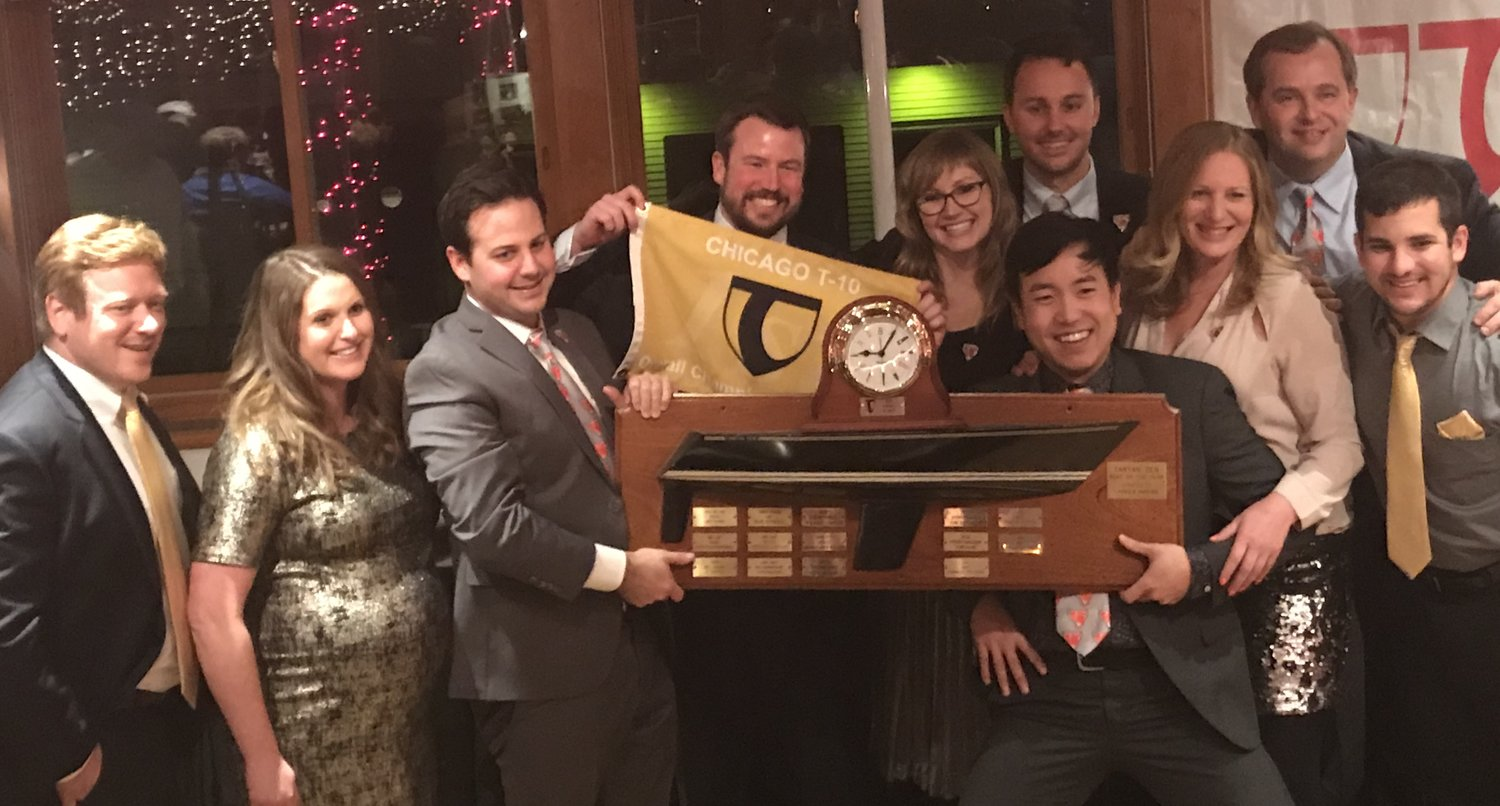 2017 Chicago T-10 Overall Boat of the Year - Meat