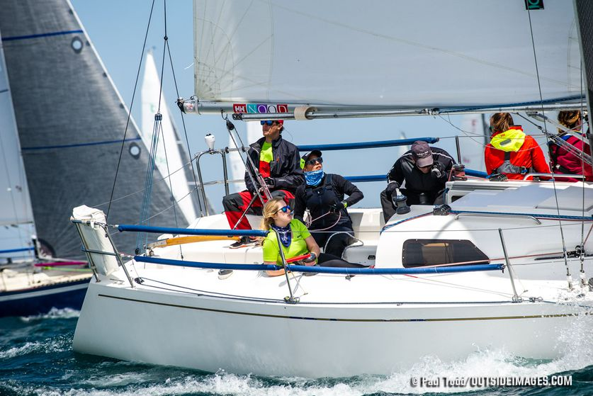 Minister at 2019 Chicago NOOD Regatta
