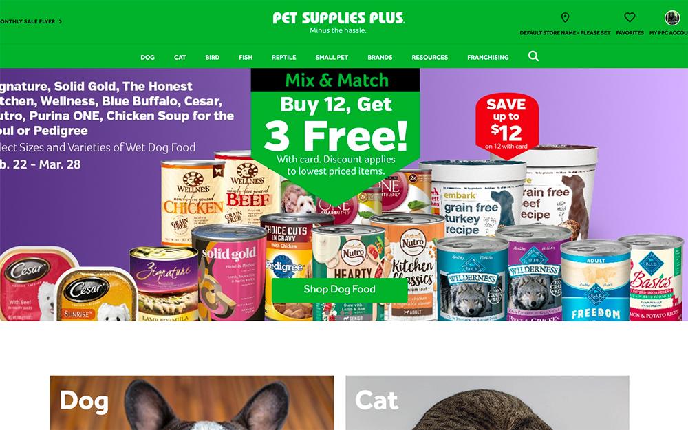 Pet Supplies Plus -