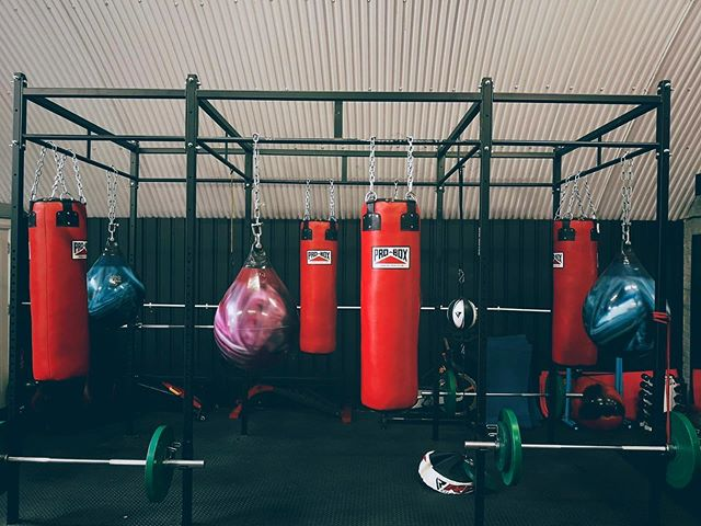 CLAPHAM 😱🥊😱 NEW Punch Bags are up! We're excited to see our members start to level up their training and skill with these new additions! . . #punchbag #boxing #boxingbag #morenoboxing #clapham #dalston #london #londongym #boxinggym #londonboxing #boxinglondon