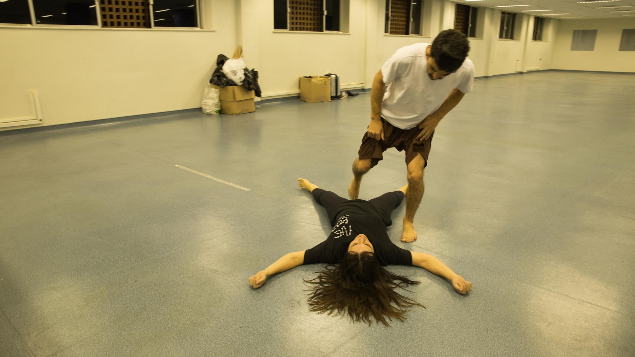 Rehearsal 40