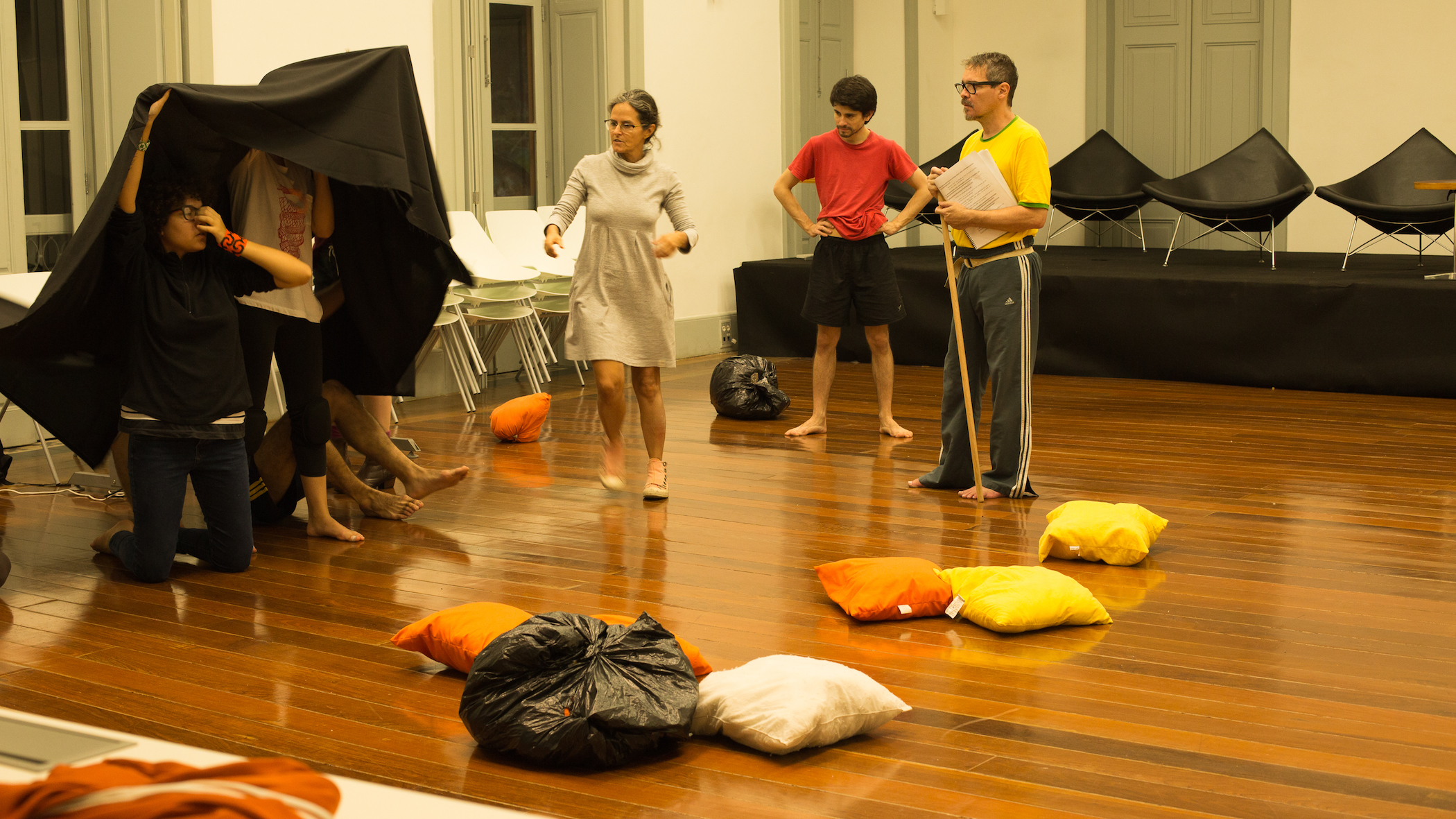 Rehearsal 46
