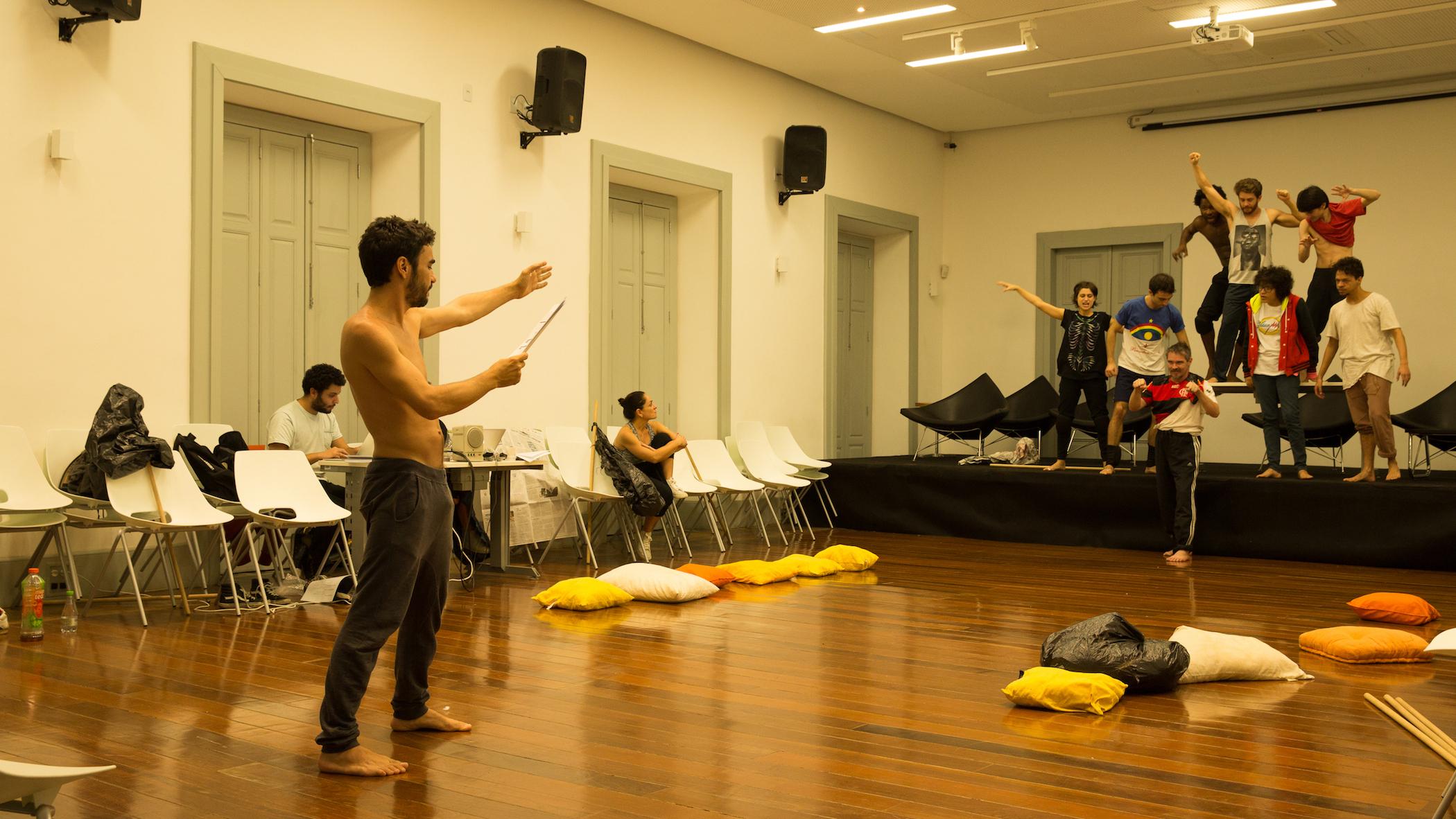 Rehearsal 55