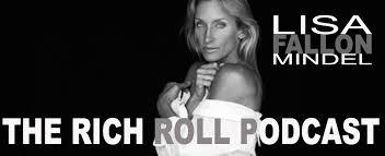 Rich Roll Podcast - Lisa Mindel