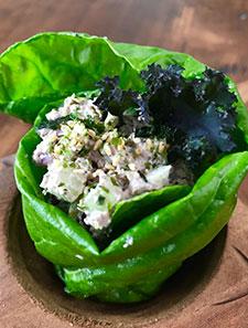 Plant-based Tuna Salad