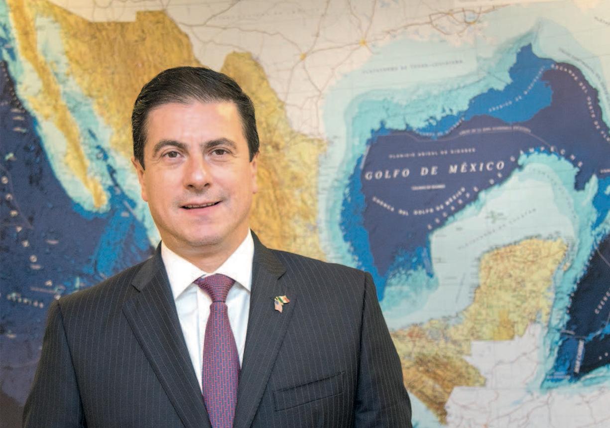 Geronimo Gutierrez, Ambassador of Mexico to the United States (t witter:@GERONIMO_GF)