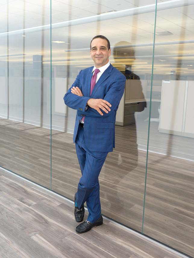 David Hernandez, CEO of Florida's Liberty Power, is no stranger to starting over. Whether it was finding his way to the Unites States from the shores of Havana, Cuba with his parents and eight siblings at five years old, or rebuilding his career after the cataclysmic collapse of ENRON, acquiescence was never in the cards.