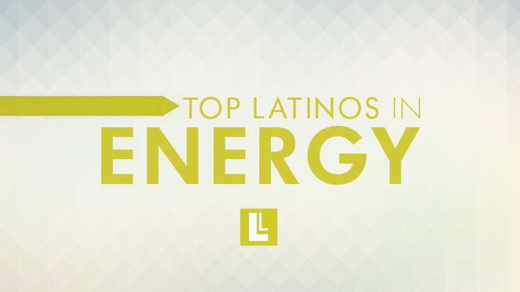 U.S. energy production has been on the rise for a couple of years. However, the development of talent within the industry has remained steady. For another edition, we have highlighted and profiled successful and brilliant Latinos that continue to lead top energy companies. During our time researching and interviewing, these champions have demonstrated that the hard work, long hours, and tough challenges all come accompanied with rewards.