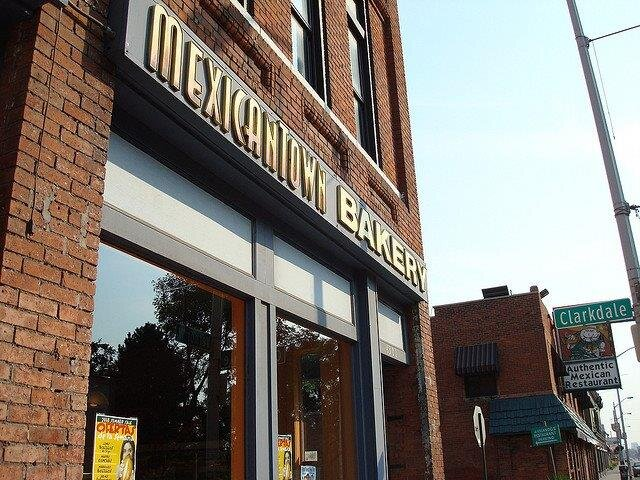 Mexicantown Bakery in Detroit, Michigan