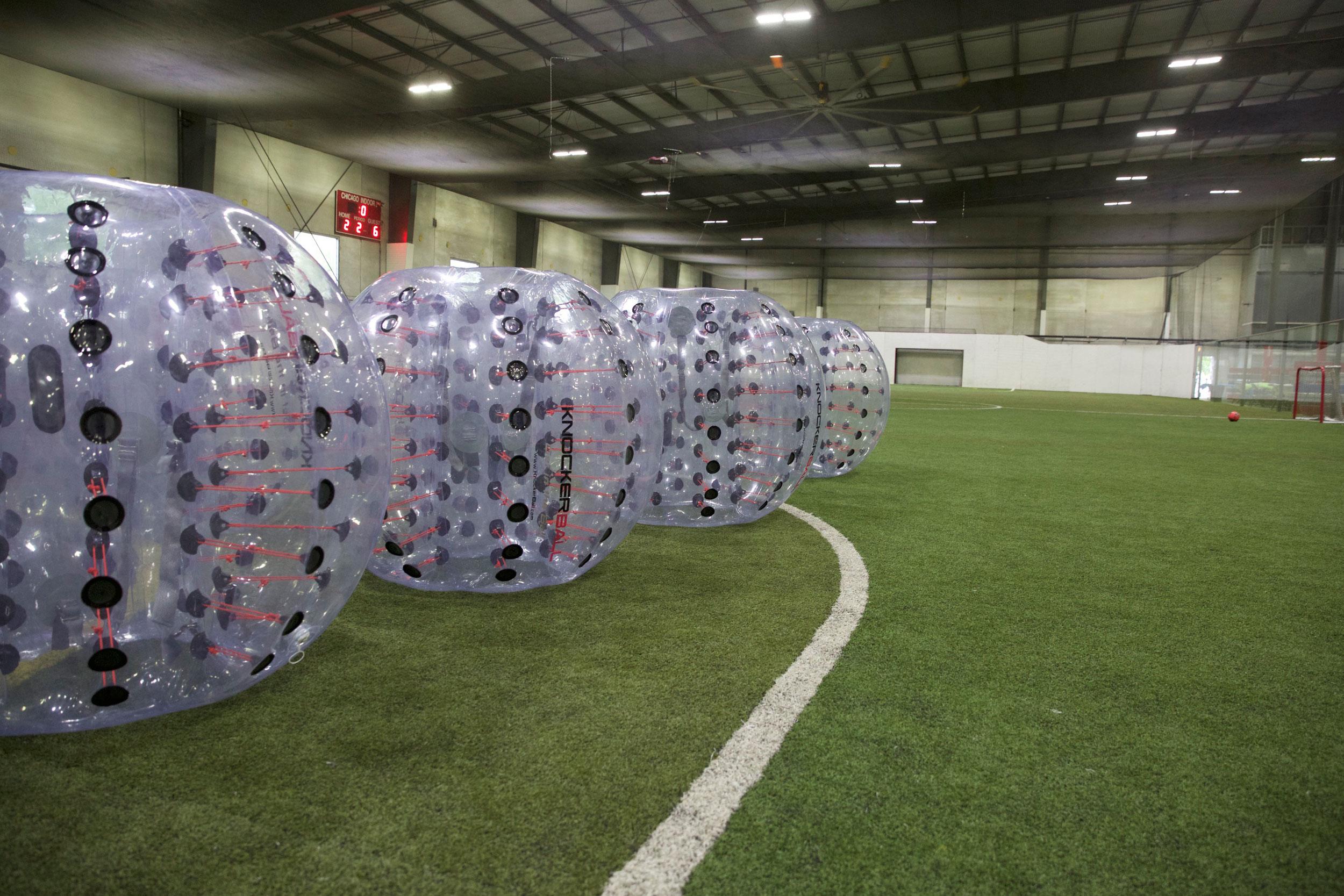 Bubble Soccer