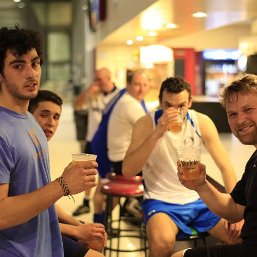 Chicago Indoor Sports Entertainment Bachelor Parties