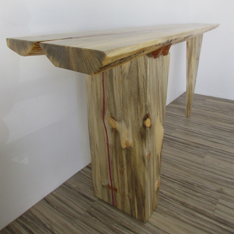 confluence console table
