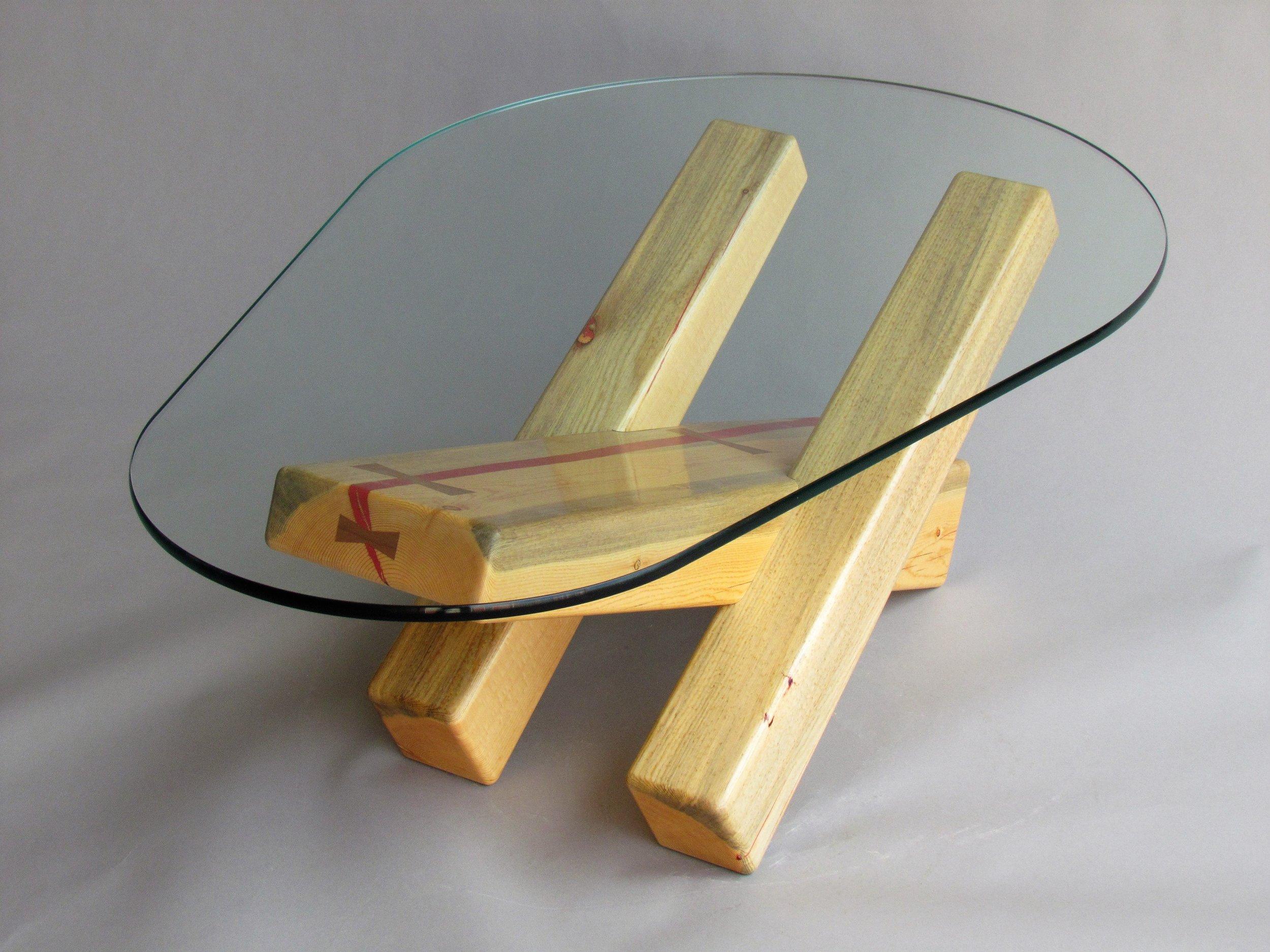 little echo side table