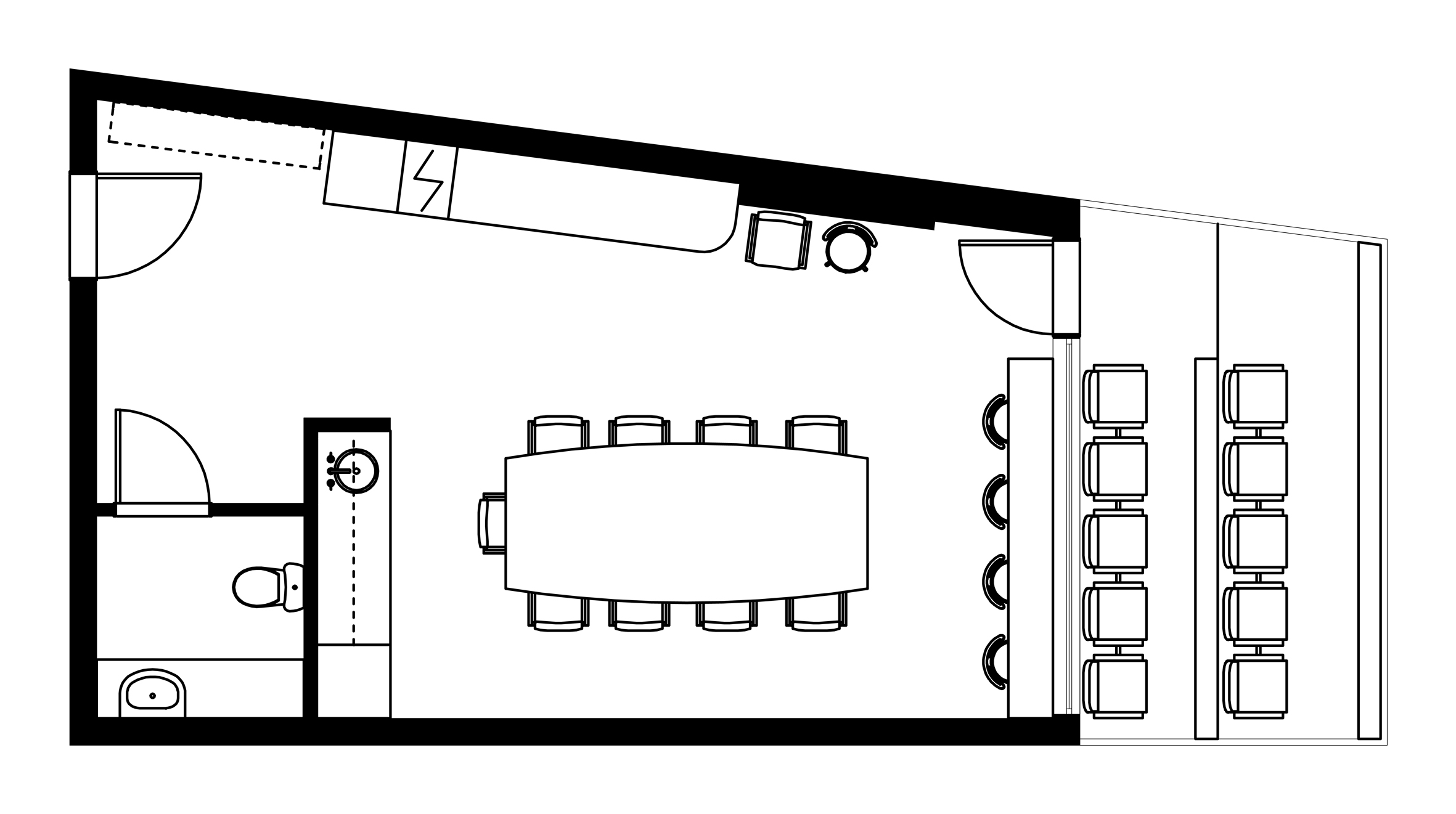 Aitio 208 pohjakuva