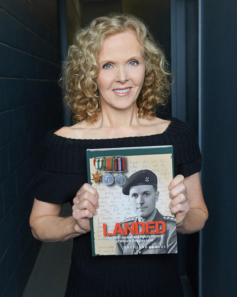 Janet Land    is an actor and writer who lives in Toronto with her husband and three children. You can check out what she's been up to as an actor on her    IMDB Page   .