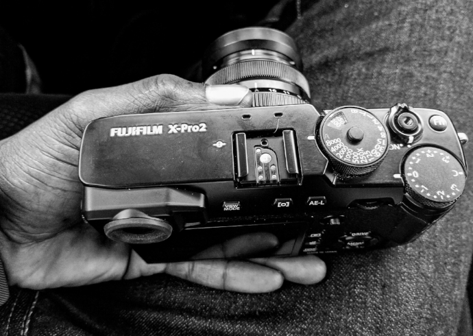 My Fuji X-Pro 2 Purchased Used on Craigslist. this photo is from the day I picked it up,Hands down my favorite camera.
