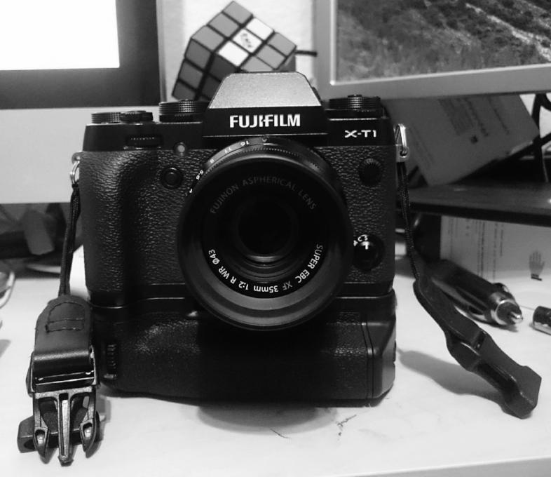 Fuji XT1- This Camera Saved Me.