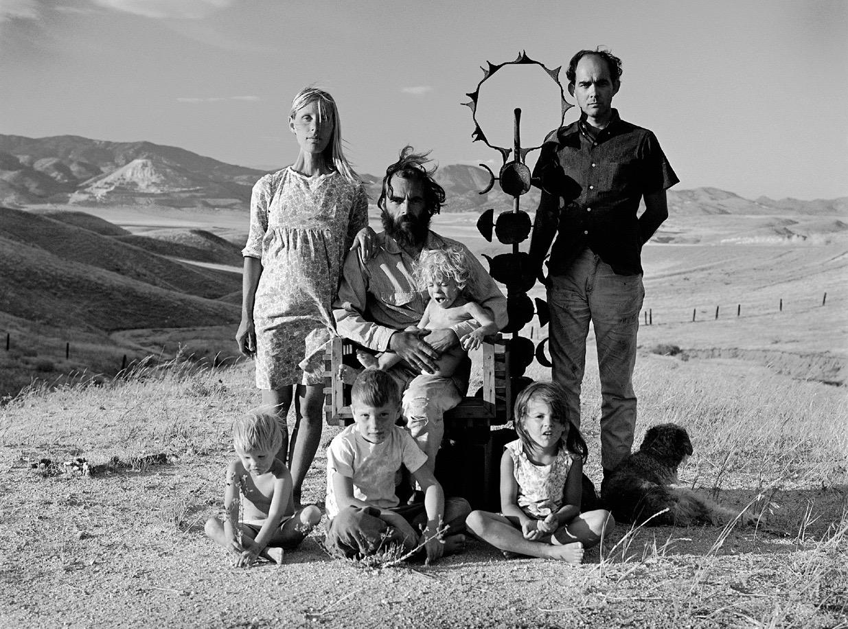 Family, Tehachapi CA 1965