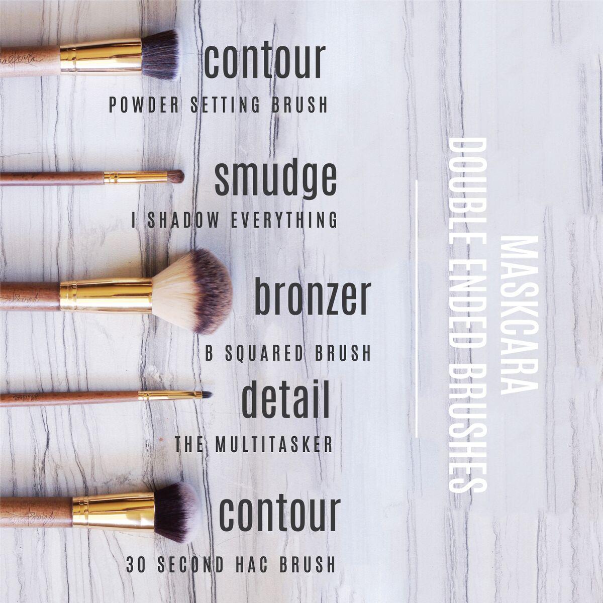 Maskcara Beauty Brushes