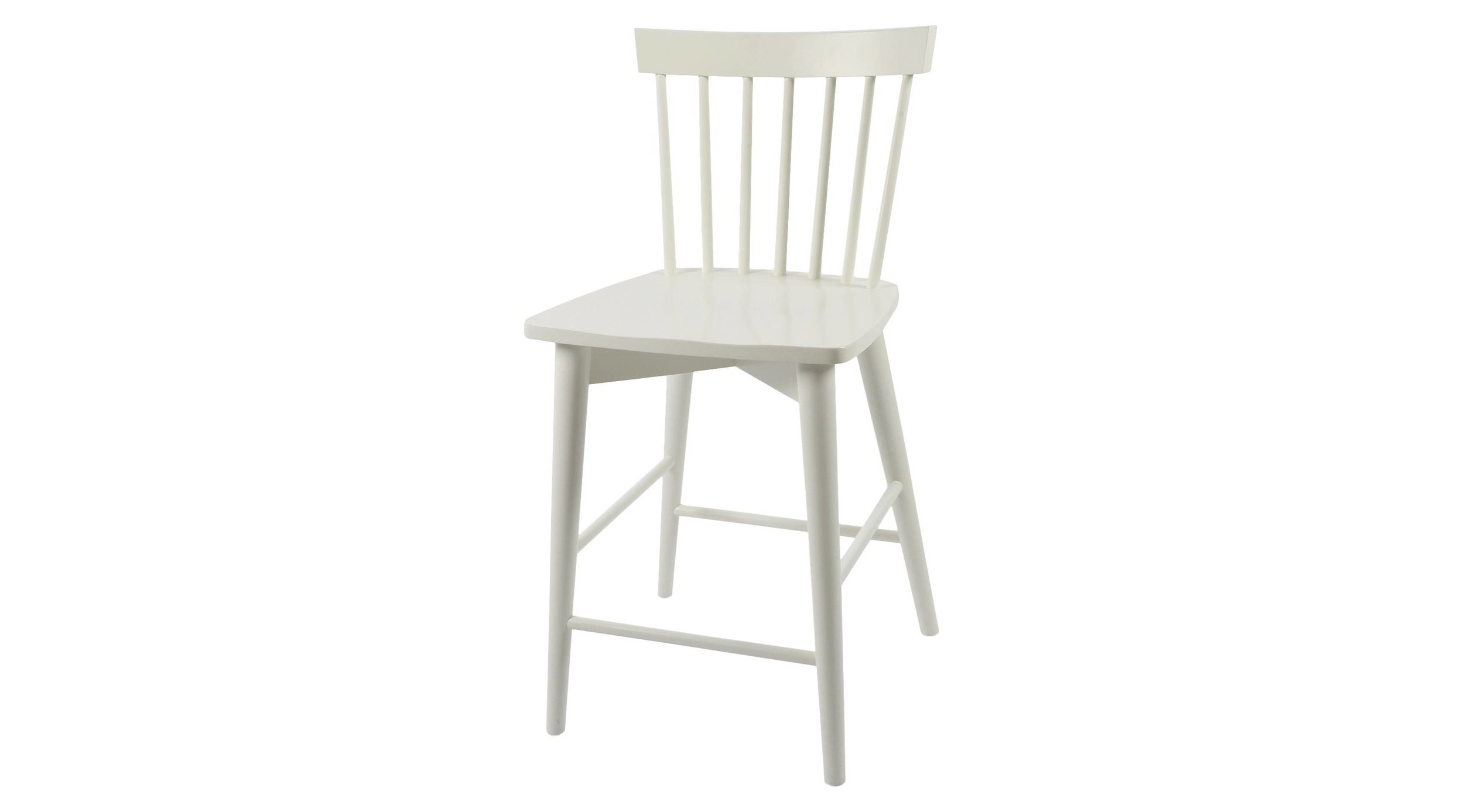 """Threshold 24"""" Windsor Counter height chair"""