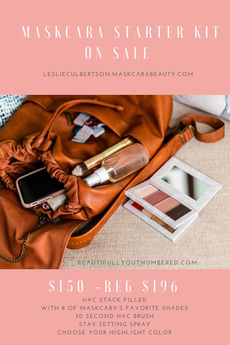 Maskcara Beauty Starter Kit at a discount.