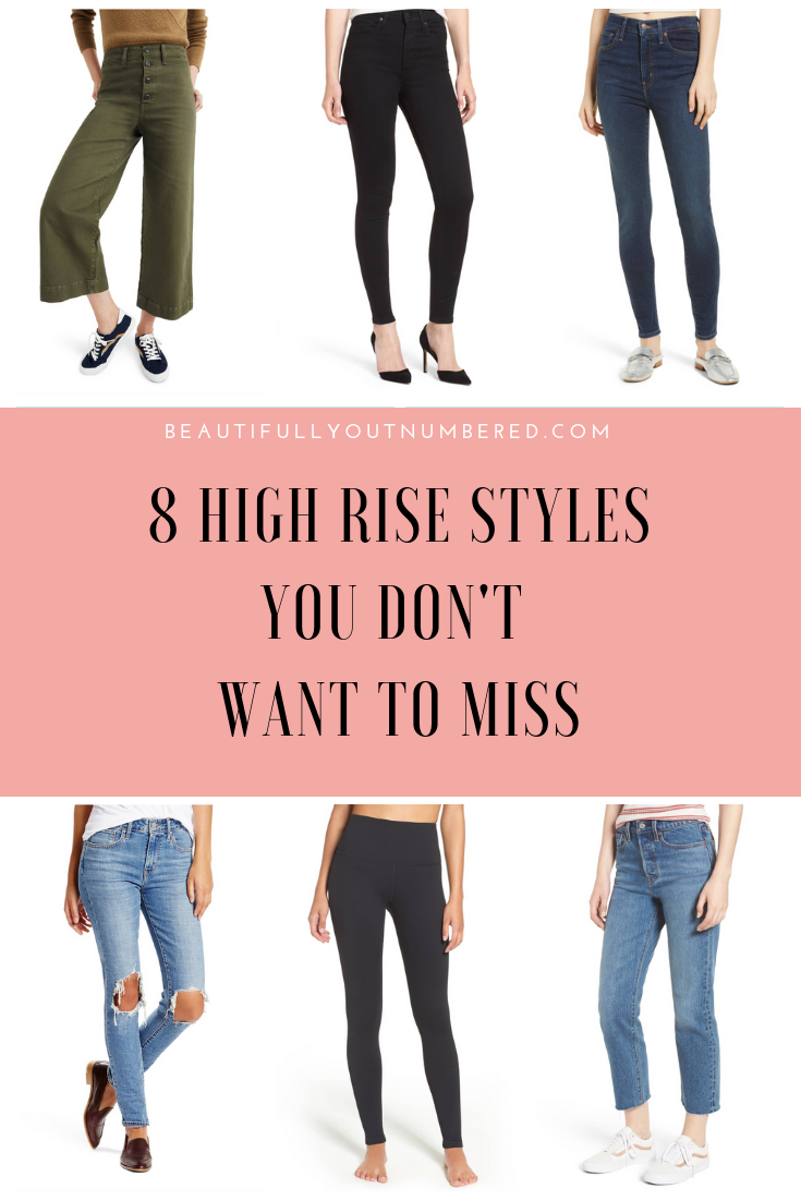 8 High Rise Styles You Don't Want to Miss