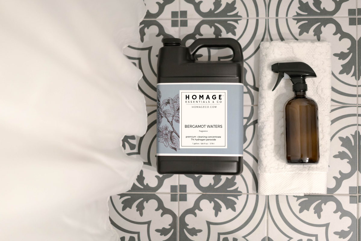 Homage Essentials Pyoure Cleaning