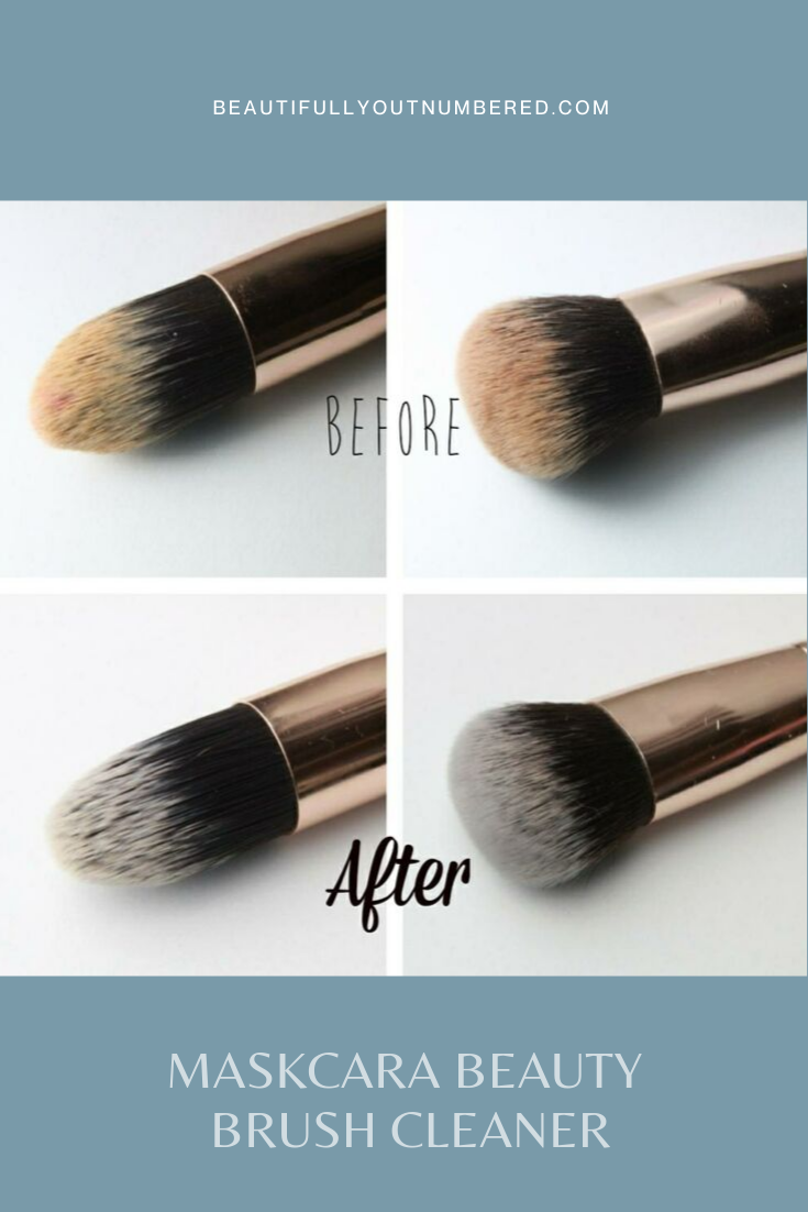 When's the last time you cleaned your makeup brushes? Best brush cleaner- Restore