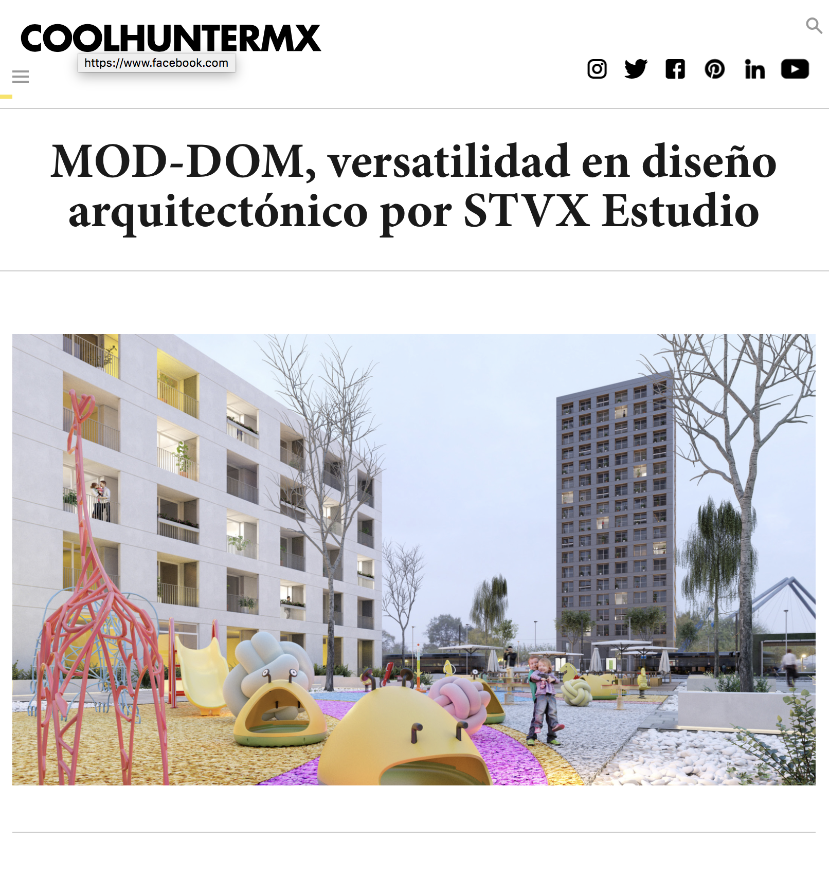 Coolhunter MX