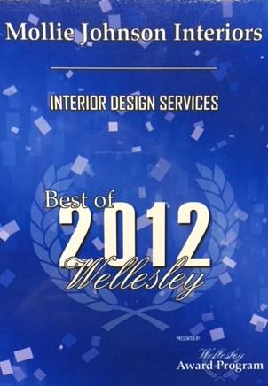 Best of Wellesley Award 2012.JPG
