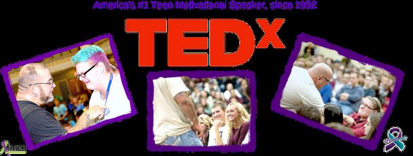 America's #1 Teen Motivational Speaker, since 1992.png